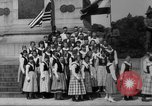 Image of Lithuanian singers Washington DC USA, 1918, second 7 stock footage video 65675048218