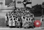 Image of Lithuanian singers Washington DC USA, 1918, second 9 stock footage video 65675048218