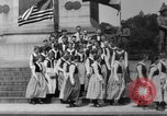 Image of Lithuanian singers Washington DC USA, 1918, second 12 stock footage video 65675048218