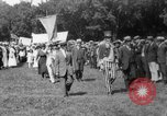 Image of Lithuanian dancers Washington DC USA, 1918, second 4 stock footage video 65675048219