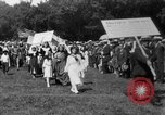 Image of Lithuanian dancers Washington DC USA, 1918, second 12 stock footage video 65675048219