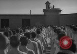 Image of prisoners engage in formal athletic activities Valencia Spain, 1942, second 5 stock footage video 65675048277