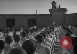 Image of prisoners engage in formal athletic activities Valencia Spain, 1942, second 11 stock footage video 65675048277