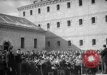 Image of prisoners Valencia Spain, 1942, second 4 stock footage video 65675048278
