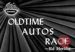 Image of antique automobile pageant Mineola New York USA, 1946, second 2 stock footage video 65675048282