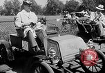 Image of antique automobile pageant Mineola New York USA, 1946, second 12 stock footage video 65675048282