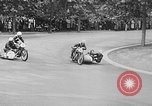 Image of bike race Barcelona Spain, 1946, second 7 stock footage video 65675048283