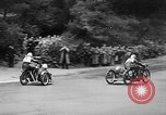 Image of bike race Barcelona Spain, 1946, second 9 stock footage video 65675048283