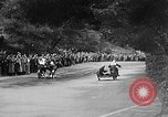 Image of bike race Barcelona Spain, 1946, second 10 stock footage video 65675048283