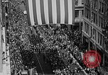 Image of Rose festival Portland Oregon USA, 1946, second 8 stock footage video 65675048284