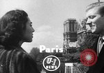 Image of Princess Fatima Paris France, 1950, second 1 stock footage video 65675048286