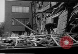 Image of wrecked apartment Seattle Washington USA, 1950, second 5 stock footage video 65675048287