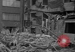 Image of wrecked apartment Seattle Washington USA, 1950, second 6 stock footage video 65675048287