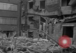 Image of wrecked apartment Seattle Washington USA, 1950, second 7 stock footage video 65675048287