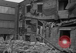 Image of wrecked apartment Seattle Washington USA, 1950, second 8 stock footage video 65675048287