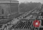 Image of anti-communist loyalty parade on Fifth Avenue New York City USA, 1950, second 9 stock footage video 65675048288