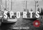 Image of boat race Seattle Washington USA, 1950, second 3 stock footage video 65675048289