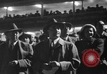 Image of harness racing Yonkers New York USA, 1950, second 11 stock footage video 65675048290