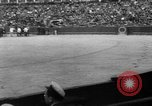 Image of bull fighting Seville Spain, 1950, second 6 stock footage video 65675048291