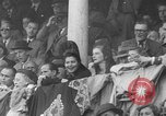 Image of bull fighting Seville Spain, 1950, second 11 stock footage video 65675048291