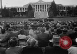 Image of Blossom Queen United States USA, 1950, second 7 stock footage video 65675048292