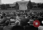 Image of Blossom Queen United States USA, 1950, second 9 stock footage video 65675048292