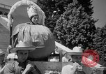 Image of Blossom Queen United States USA, 1950, second 11 stock footage video 65675048292