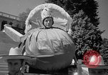 Image of Blossom Queen United States USA, 1950, second 12 stock footage video 65675048292