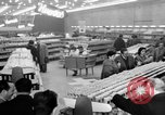 Image of supermarket Spain, 1956, second 6 stock footage video 65675048294