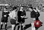 Image of soccer game Spain, 1956, second 4 stock footage video 65675048295