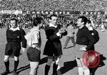 Image of soccer game Spain, 1956, second 5 stock footage video 65675048295