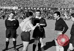 Image of soccer game Spain, 1956, second 8 stock footage video 65675048295