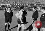 Image of soccer game Spain, 1956, second 10 stock footage video 65675048295