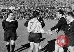 Image of soccer game Spain, 1956, second 11 stock footage video 65675048295