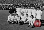 Image of soccer game Spain, 1956, second 12 stock footage video 65675048295