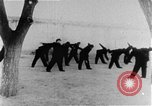 Image of prisoners of war China, 1951, second 10 stock footage video 65675048299