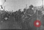Image of Russian troops enter Korea at end of World War II North Korea, 1945, second 12 stock footage video 65675048308