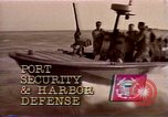 Image of Port Security and Harbor Defense Arabian Peninsula, 1991, second 4 stock footage video 65675048323
