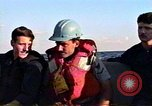 Image of United States Coast Guard in Desert Storm Arabian Peninsula, 1991, second 3 stock footage video 65675048327