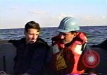Image of United States Coast Guard in Desert Storm Arabian Peninsula, 1991, second 4 stock footage video 65675048327