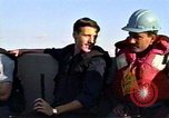 Image of United States Coast Guard in Desert Storm Arabian Peninsula, 1991, second 5 stock footage video 65675048327