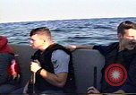 Image of United States Coast Guard in Desert Storm Arabian Peninsula, 1991, second 7 stock footage video 65675048327