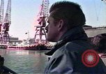 Image of United States Coast Guard in Desert Storm Arabian Peninsula, 1991, second 10 stock footage video 65675048327