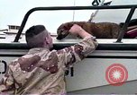 Image of Operation Desert Storm United States Coast Guard morale Saudi Arabia, 1991, second 2 stock footage video 65675048329