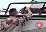 Image of Operation Desert Storm United States Coast Guard morale Saudi Arabia, 1991, second 3 stock footage video 65675048329