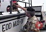 Image of Operation Desert Storm United States Coast Guard morale Saudi Arabia, 1991, second 11 stock footage video 65675048329