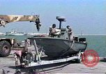 Image of United States Coast Guard mechanics Saudi Arabia, 1991, second 1 stock footage video 65675048333
