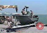 Image of United States Coast Guard mechanics Saudi Arabia, 1991, second 2 stock footage video 65675048333