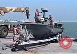 Image of United States Coast Guard mechanics Saudi Arabia, 1991, second 3 stock footage video 65675048333