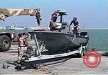 Image of United States Coast Guard mechanics Saudi Arabia, 1991, second 5 stock footage video 65675048333